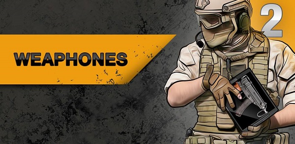 Weaphones firearms sim vol 2 для андроид