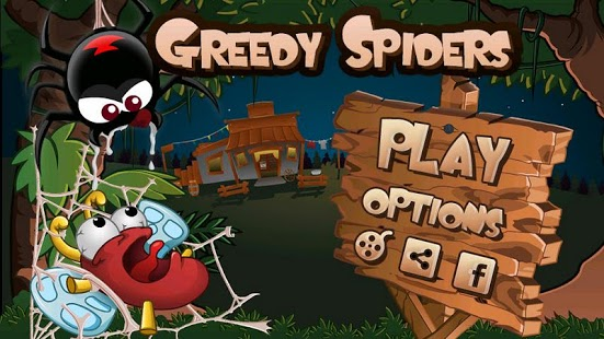 Greedy spiders для андроид
