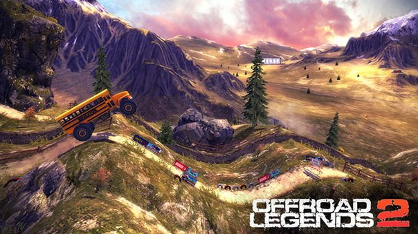 Offroads Legends 2 на андроид