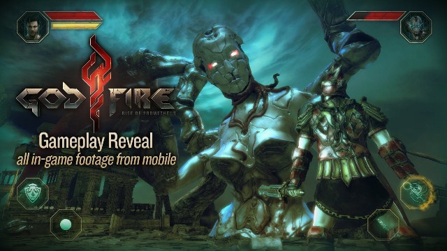 Godfire: Rise of prometheus для android
