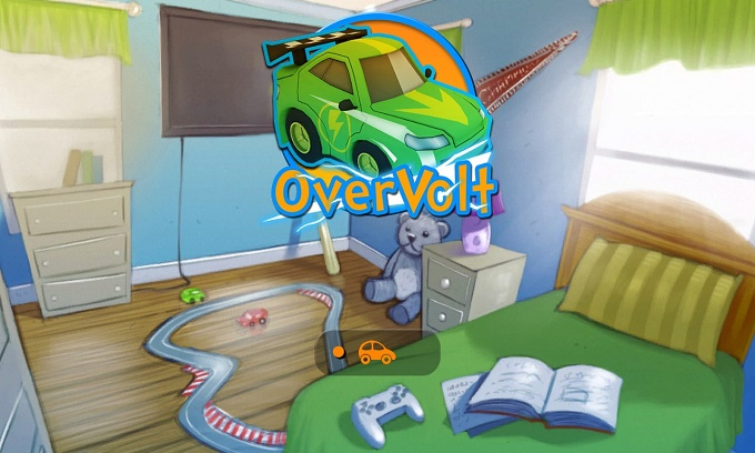 OverVolt: crazy slot cars для андроид