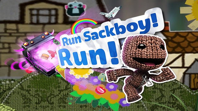 Run Sackboy! Run на андроид