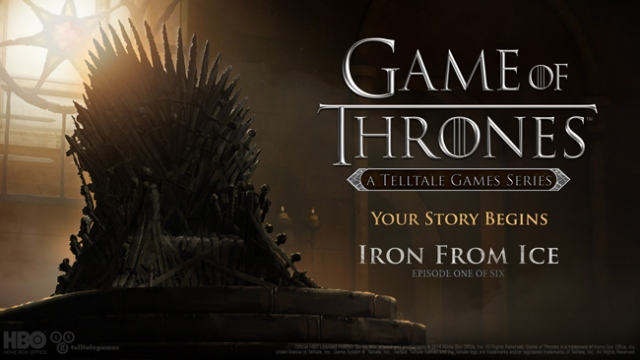 Game of thrones: A telltale games series на андроид