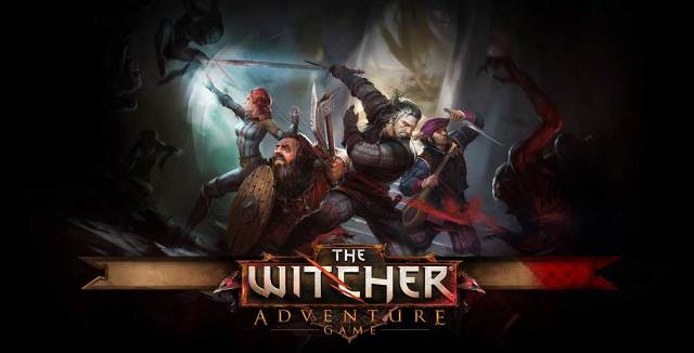 The Witcher: Adventure game на android