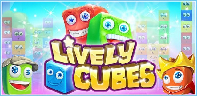 Lively cubes на android
