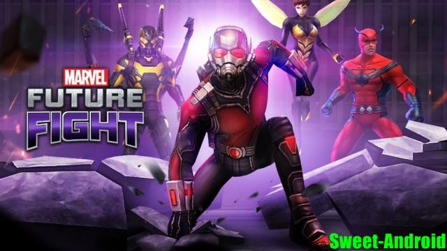 Marvel Future fight для андроид