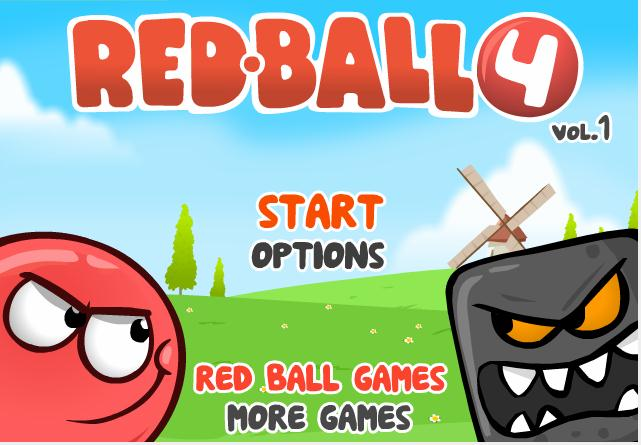 Red ball 4 для android