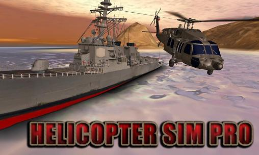 Helicopter Sim Pro на android