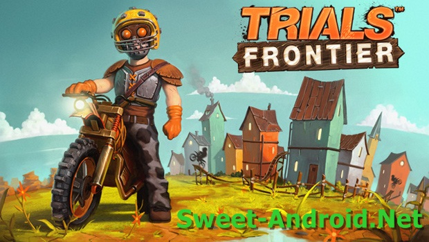 Trials Frontier мод