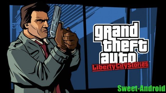 GTA : Liberty city stories для андроид
