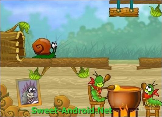 snail bob 5 игры