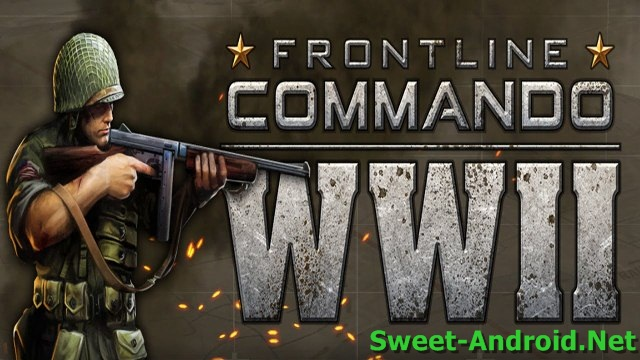 Frontline Commando: WW2 для android