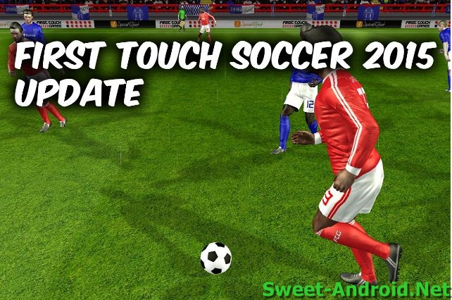 First Touch Soccer 2015 для android