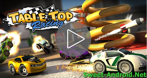 Table top racing на android