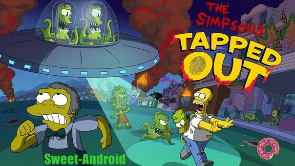 Приложения в Google Play – The Simpsons™: …