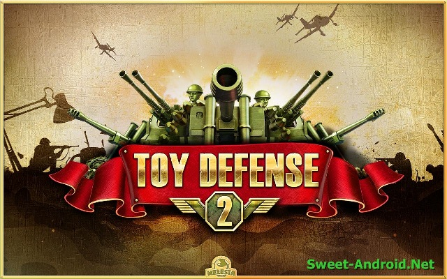 Toy Defense 2 для андроид