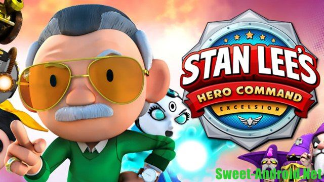 Stan Lee's Hero Command для android