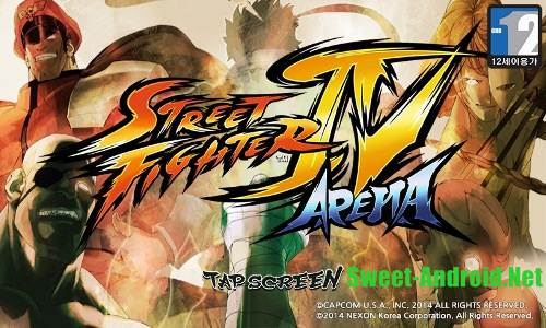 Street Fighter IV Arena для андроид