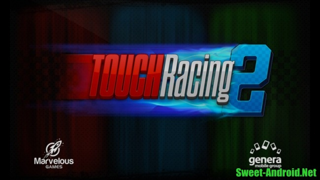 Touch racing 2 для android