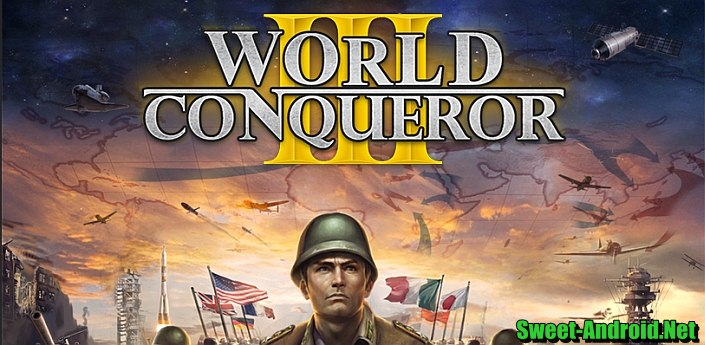 World Conqueror 3 на андроид