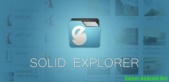 Solid explorer для android