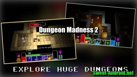 Dungeon Madness 2 на android
