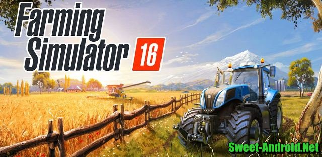 Farming simulator 16 для android