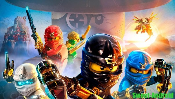 LEGO Ninjago: Shadow of Ronin для андроид