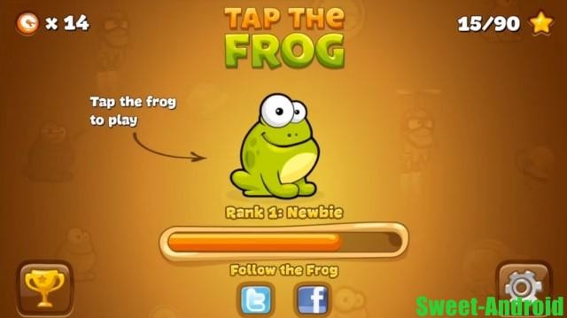 Laden sie tap the frog doodle herunter - das kostenlose android-spiel