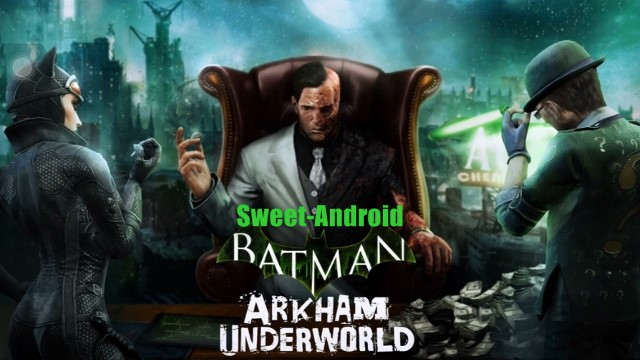 Batman: Arkham Underworld для андроид