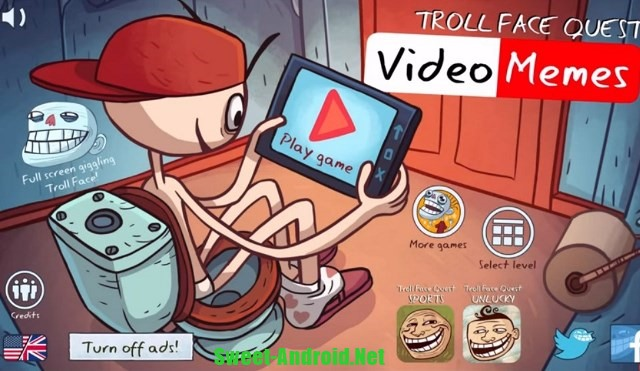 Trollface Quest: Video memes для андроид