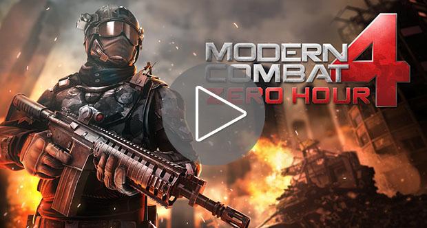 Modern Combat 5: Затмение на ... - …