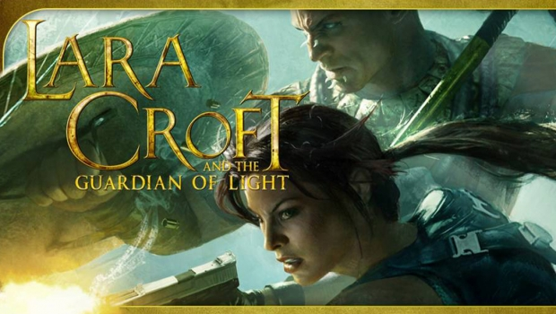 Lara Croft and the guardian of light Скачать бесплатно