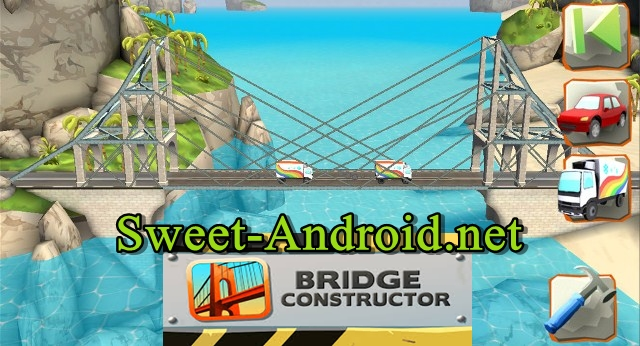 Прохождение Bridge Constructor Playground, игр …