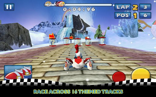 Sonic & SEGA All-Stars Racing android