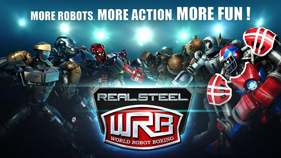 Download Real Steel World Robot ... - Andy Android Emulator