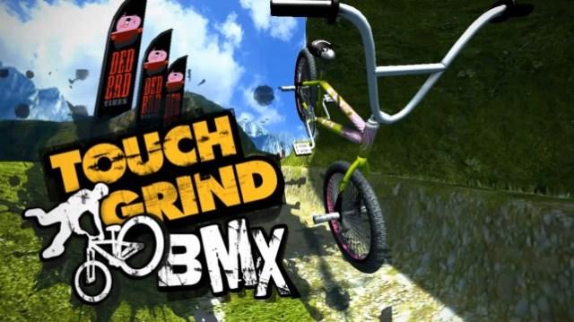 Bmx игра на Ipad