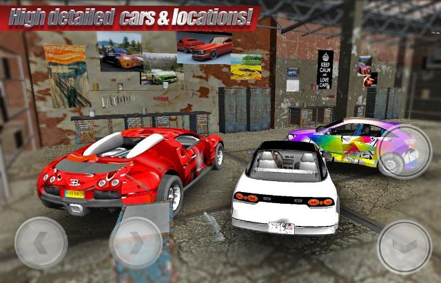 Sportcars Derby Racing