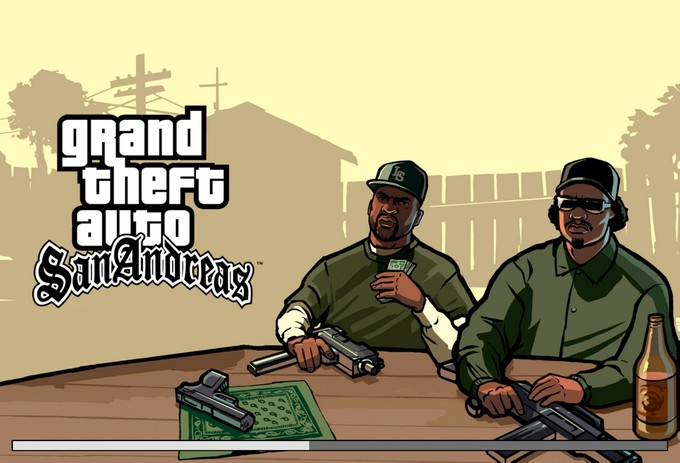 GTA: San Andreas Cheater для android