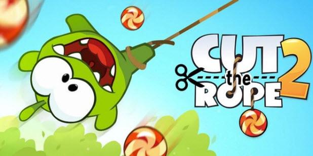 Скачать игру cut the rope 2