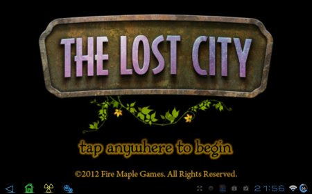 The Lost City на android