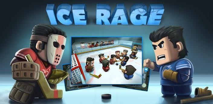 Ice Rage: Hockey Multiplayer Free - play.google.com