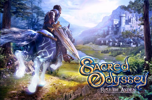 Sacred Odyssey: Rise of ayden