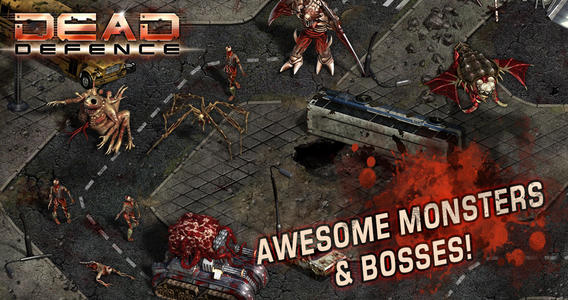 Dead Defence на android
