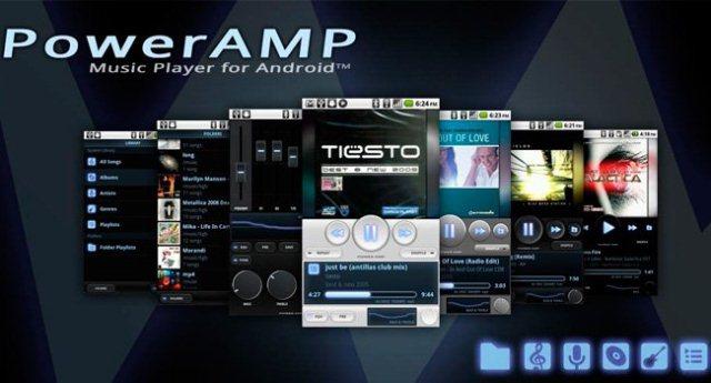 Poweramp для Android Полную Версию
