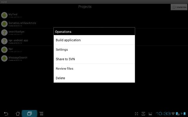 Создание приложения для Android с нуля + …