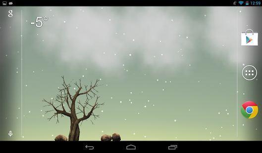 Скачать Обои на Андроид на Смену Погоды