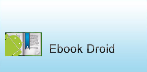 eBookDroid на android