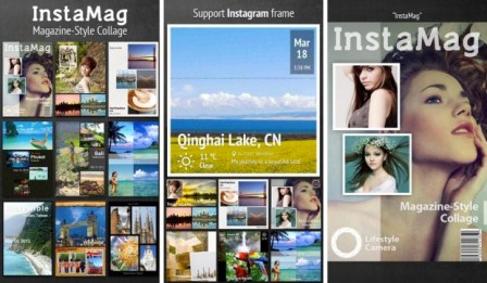 Instamag на android
