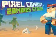 Pixel Combat: Zombies Strike мод много денег